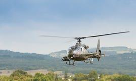 Wojsko helikopter Zdjęcia Stock