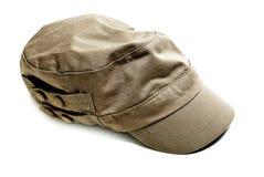 wojsko kapelusz Zdjęcie Royalty Free