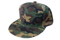 Wojsko nakrętka Hiphop Zdjęcie Stock
