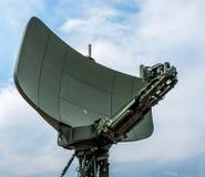 Wojsko radar Zdjęcia Royalty Free