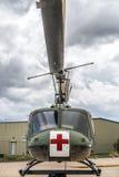 wojsko USA studenta medycyny helikopter fotografia stock