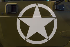 wojsko USA symbol Zdjęcie Stock