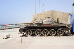 wojsko uwalnia libijczyka Zdjęcia Stock