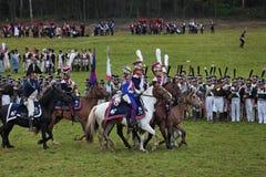 Wojsko w polu Zdjęcie Royalty Free