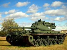 wojsko zbiornik Obraz Royalty Free