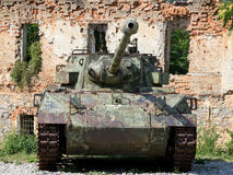 Wojsko zbiornik Zdjęcie Stock