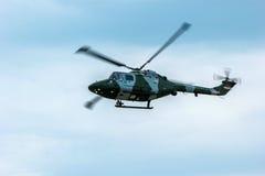 1 wojskowa okupacja ratunek helikoptera Zdjęcia Stock