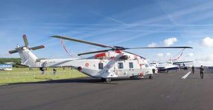 1 wojskowa okupacja ratunek helikoptera Zdjęcie Royalty Free