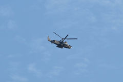 1 wojskowa okupacja ratunek helikoptera Fotografia Royalty Free