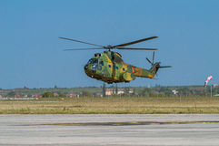 1 wojskowa okupacja ratunek helikoptera obrazy royalty free