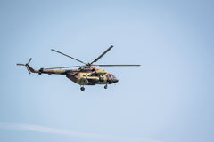 1 wojskowa okupacja ratunek helikoptera Fotografia Stock
