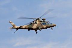 wojskowego helikoptera Obraz Stock