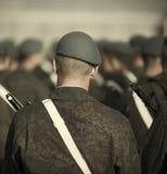 Wojskowy Fotografia Stock