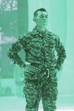Wojskowy projektuje Fotografia Royalty Free