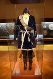 Wojskowy uniform przy Gruzińskim muzeum narodowym - Tbilisi Fotografia Royalty Free