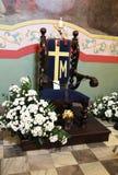 Wojtyla chair Stock Image
