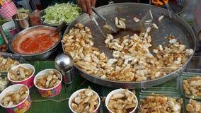 Τρόφιμα Wok Στοκ Εικόνες