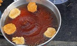 Τρόφιμα Wok Στοκ Φωτογραφίες