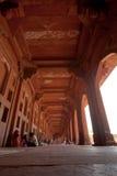 wokoło fatehpur ind sikri przejścia Fotografia Stock