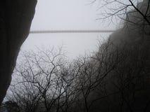 wolchulsan的国家公园 免版税库存照片