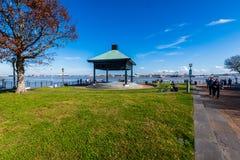Woldenbergpark New Orleans, Louisiane stock foto's