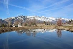 Wolf Creek, Юта Стоковая Фотография RF
