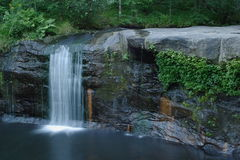 Wolf Creek Falls. In Banning State Park stock images