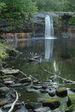 Wolf Creek Falls. In Banning State Park royalty free stock image