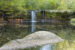 Wolf Creek Falls Stock Photo