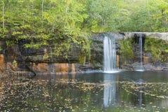 Wolf Creek Falls Stock Photography