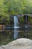 Wolf Creek Falls Stock Image