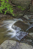 Wolf Creek At Letchworth State Park Royalty Free Stock Image