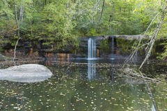 Wolf Creek nedgångar Royaltyfria Foton
