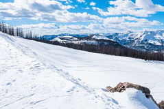 Wolf Creek Ski Area Stock Images