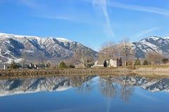 Wolf Creek, Utah Royalty-vrije Stock Foto