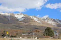 Wolf Creek, Utah Stock Photo