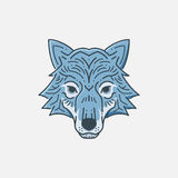 Wolf Head Images stock