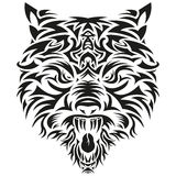 Wolf head Stock Photo