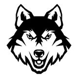 Wolf Logo Photographie stock