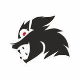 Wolf Logo Imagens de Stock Royalty Free