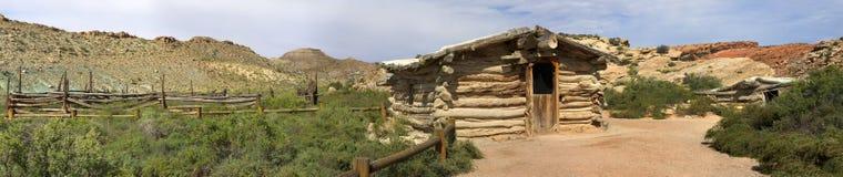 Wolf Ranch, Bogen-Nationalpark stockbilder