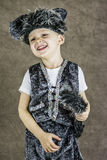 Wolf suit Royalty Free Stock Images