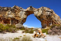Wolfberg Arch on hot day Stock Images