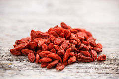 Wolfberry Royalty Free Stock Photo