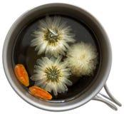 Wolfberry Chrysanthemum Tea Royalty Free Stock Photo
