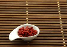 Wolfberry kines Royaltyfri Bild
