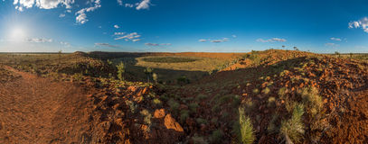 Wolfe Creek Crater Stock Photography