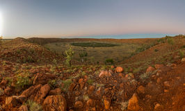 Wolfe Creek Crater Royalty Free Stock Image