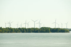 Wolfe Island - Ontario - Kanada Stockfotos