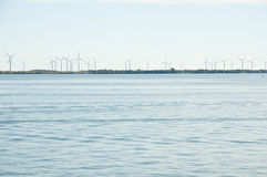 Wolfe Island - Ontario - Kanada Stockfoto